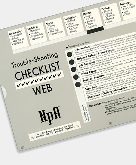 slide chart npa testnpa test
